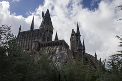 Hogwarts Castle III Royalty Free Stock Images