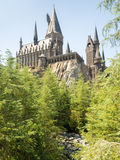 Hogwarts Castle at Universal Studios Islands of Adventure Royalty Free Stock Image