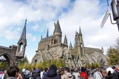 Hogwarts Castle Royalty Free Stock Photography
