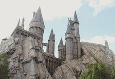 Hogwarts royalty free stock image