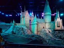 hogwarts stock fotografie