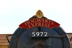 Hogwarts express Stock Image
