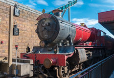 Hogwarts Express Train royalty free stock photography