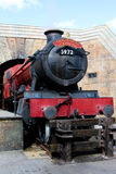 Hogwarts Express in Universal Studios in Orlando, FL Royalty Free Stock Images