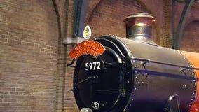 Hogwarts expresso Foto de Stock Royalty Free