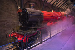 Hogwarts uttryckligt drev Fotografering för Bildbyråer