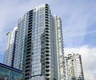 Hohe Anstieg-Gebäude stockbilder