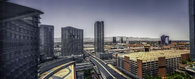 Hohe Aufstiegs-Eigentumswohnungen Las Vegass lizenzfreies stockbild