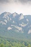 Hohe Berge Stockfotografie