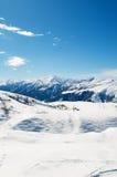 Hohe Berge Stockfotos