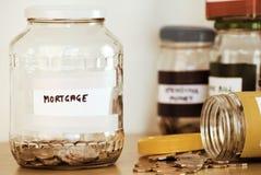 Hohe Finanzierung lizenzfreie stockbilder