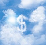 Hohe Investition stockbild