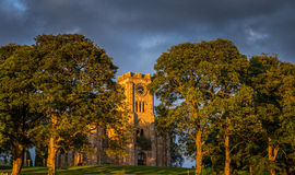 Hohe Kirche von Campsie, Lennoxtown Lizenzfreies Stockbild