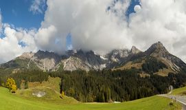 Hohe Konig de Áustria Foto de Stock Royalty Free