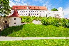 Hohe Schloss Castle, Fussen Stock Photography