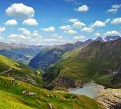 Hohe Tauern, Austria. Alps in Nationalpark Hohe Tauern, Austria Stock Photo