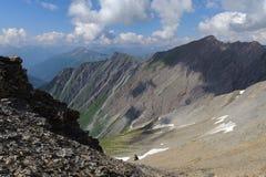 Hohe Tauern. Landscape in Hohe Tauern national park, Austria Stock Photo