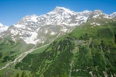 Hohe Tauern Mountain Range Royalty Free Stock Photos