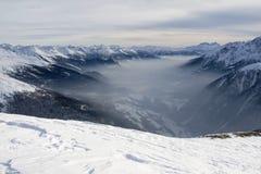 Hohe Tauern mountains in Austria Stock Photo