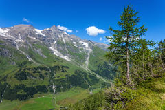 Hohe Tauern National Park - Austria Stock Photo