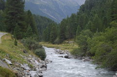 Hohe Tauern Royalty Free Stock Images