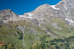 Hohe Tauern National Park Stock Image