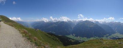 Hohe tauern, Salzburgland, Autriche Photographie stock libre de droits