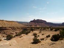 Hohe Wüste Lizenzfreie Stockfotografie