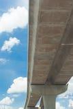 Hohe Weisenbrücke Stockfotografie