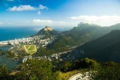 Jockey-Club in Rio de Janeiro Stockbild