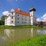 Hohenkammer palace. Hohenkammer castle in Bavaria, germany Royalty Free Stock Photos