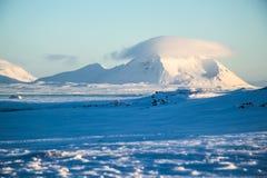 Hohenlohenfjellet Imagens de Stock Royalty Free