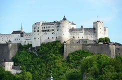 Hohensalzburg Stock Photos