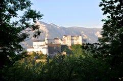 Hohensalzburg Castle Stock Photos
