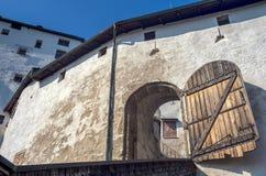 Hohensalzburg Castle, Salzburg Royalty Free Stock Photography
