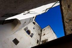 The Hohensalzburg Castle Stock Photos