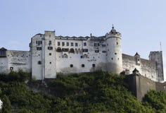 Hohensalzburg Fortress Royalty Free Stock Image