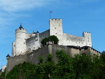 Hohensalzburg Fortress, Castle Royalty Free Stock Image