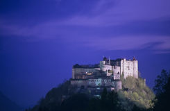 Hohensalzburg no.3 Royalty Free Stock Photography