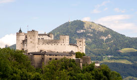 Hohensalzburg Royalty Free Stock Images