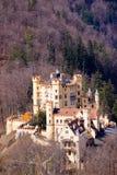 Hohenschwangau城堡 免版税图库摄影