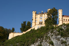 hohenschwangau κάστρων Στοκ εικόνες με δικαίωμα ελεύθερης χρήσης