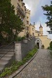 hohenschwangau Германии замока известное Стоковое фото RF