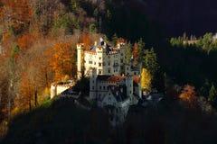 hohenschwangau Германии замока Стоковое Фото