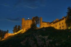 hohenschwangau замока Стоковые Изображения