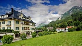 Hohenschwangau Royalty Free Stock Photo