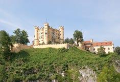 Hohenschwangau castle Stock Images
