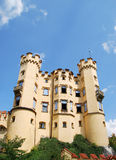 Hohenschwangau Castle Royalty Free Stock Photos