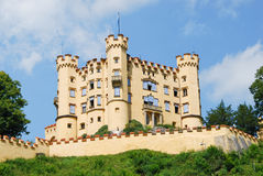 Hohenschwangau Castle Royalty Free Stock Image