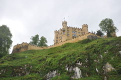 Hohenschwangau Castle Στοκ Φωτογραφία